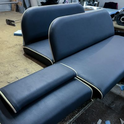 "Photo of project ""Boat cushions 1"" #2"