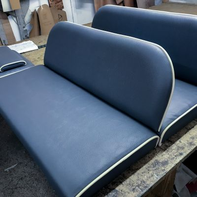 "Photo of project ""Boat cushions 1"" #1"
