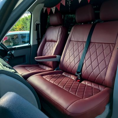 "Photo of project ""Volkswagen T5 Cabin seats"" #9"