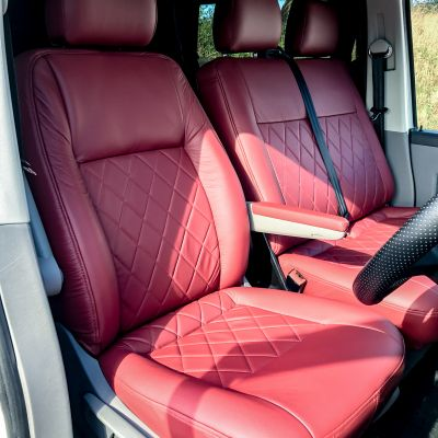 "Photo of project ""Volkswagen T5 Cabin seats"" #11"