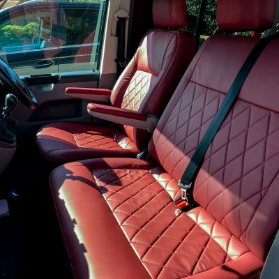 "Photo of project ""Volkswagen T5 Cabin seats"" #2"
