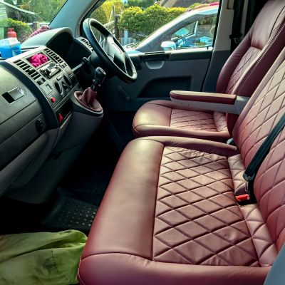 "Photo of project ""Volkswagen T5 Cabin seats"" #7"