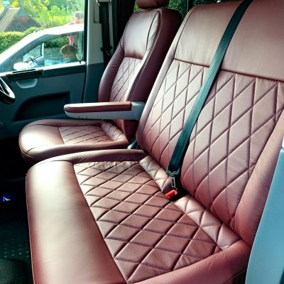 "Photo of project ""Volkswagen T5 Cabin seats"" #1"