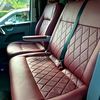 "Photo of project ""Volkswagen T5 Cabin seats"" #8"