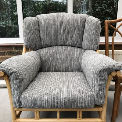 "Photo of project ""Furniture set reupholstery, chairs, armchairs"" #4"