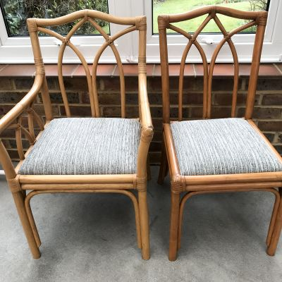 "Photo of project ""Furniture set reupholstery, chairs, armchairs"" #2"
