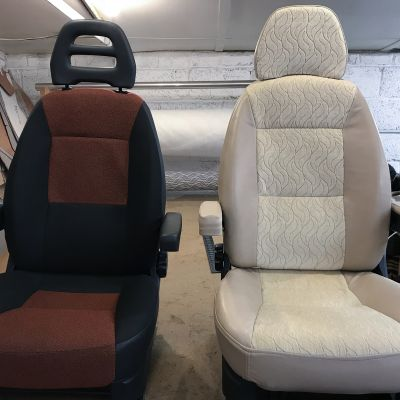 "Photo of project ""Ducato Motorhome Upholstery"" #4"