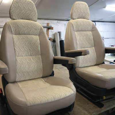 "Photo of project ""Ducato Motorhome Upholstery"" #2"