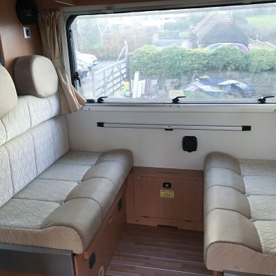 "Photo of project ""Ducato Motorhome Upholstery"" #8"