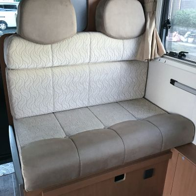 "Photo of project ""Ducato Motorhome Upholstery"" #5"