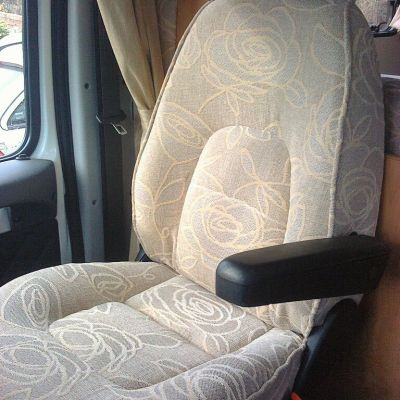 "Photo of project ""Fiat Ducato fabric upholstery 2"" #2"