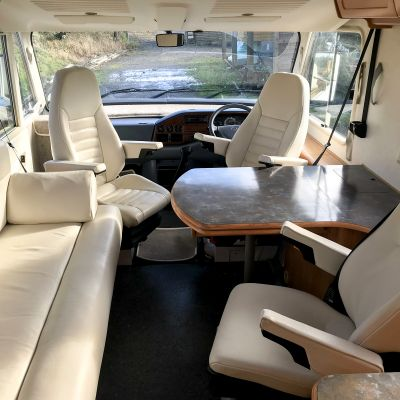 "Photo of project ""Hymer MB640"" #1"