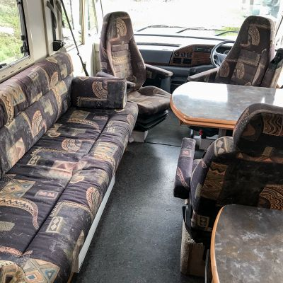 "Photo of project ""Hymer MB640"" #21"