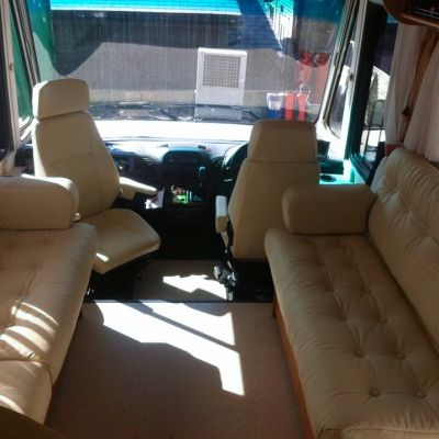 "Photo of project ""Hymer Mercedes"" #1"