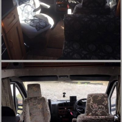 "Photo of project ""Motorhomes cushions and seats upholstery"" #2"