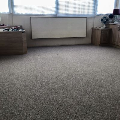 "Photo of project ""Static Caravan carpeting 1"" #9"
