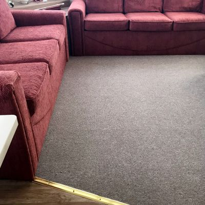 "Photo of project ""Static Caravan carpeting 1"" #1"