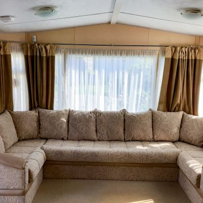 "Photo of project ""Static Caravan Upholstery 5"" #1"