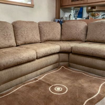 "Photo of project ""Static Caravan Upholstery 8 Kent"" #1"