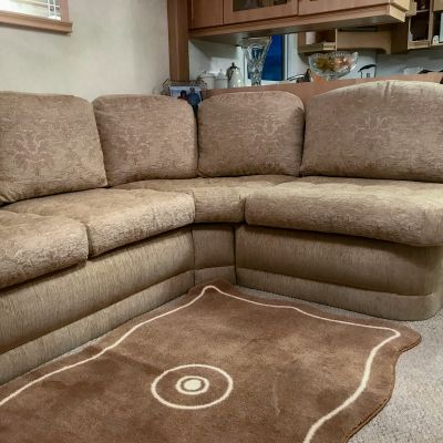 "Photo of project ""Static Caravan Upholstery 8 Kent"" #8"