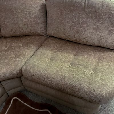 "Photo of project ""Static Caravan Upholstery 8 Kent"" #2"