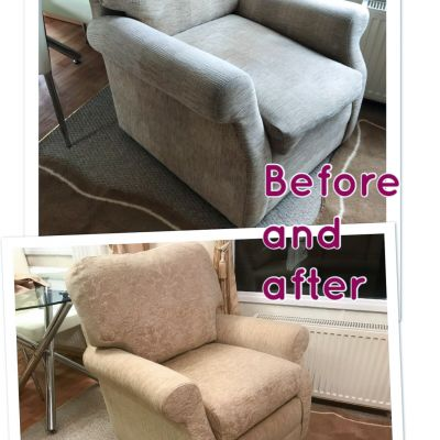 "Photo of project ""Static Caravan Upholstery 8 Kent"" #4"