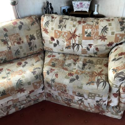 "Photo of project ""Static Caravan Upholstery in Seaford"" #8"