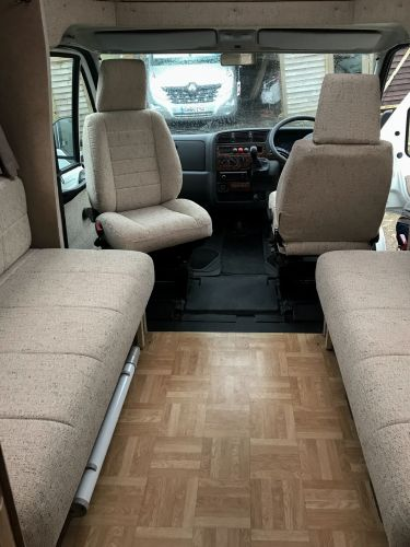 Preview for Peugeot Boxer New Fabric Upholstery Van