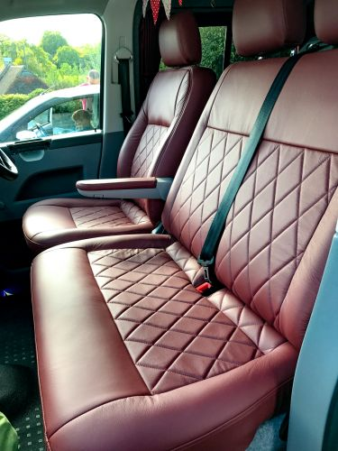 Preview for Volkswagen T5 Cabin Seats