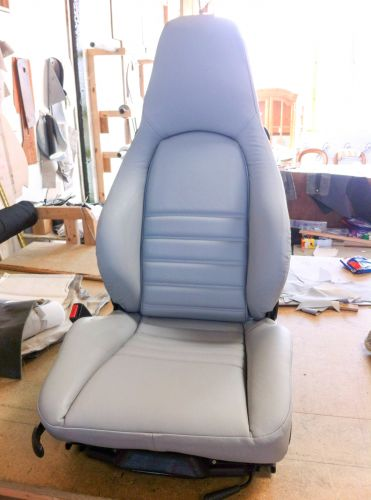 Preview for Porsche Seat And Interior Leather Upholstery